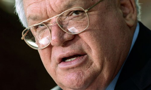 Ex-House Speaker Hastert indicted for paying hush money