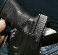 Texas approves open carry of handguns