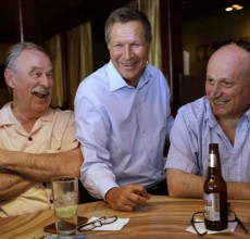 Next up in Presidential sweepstakes: John Kasich