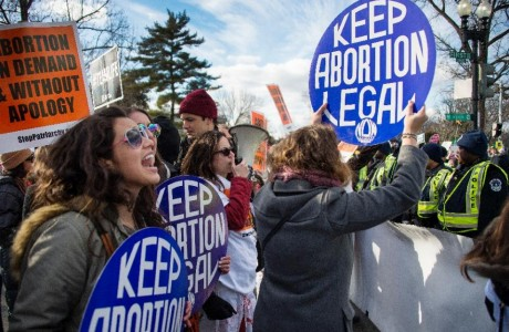 Supremes halt closure of abortion clinics in Texas