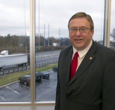 Ohio official who blocked gay marriage attends one