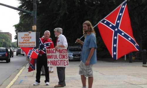 South Carolina Senate says 'nada' to Confederate flag