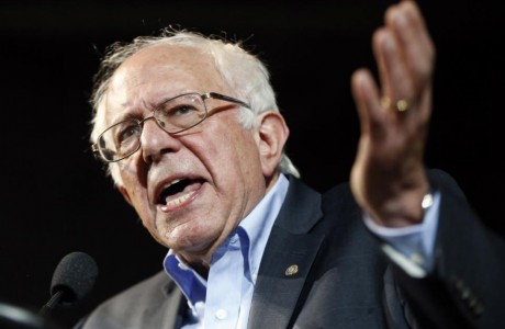 Sanders calls income inequality a 'moral issue'