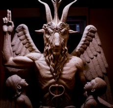 Shopping around for Satanic Temple site