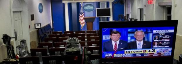 GOP Presidential hopefuls overwhelm Fox News