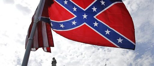 Bye, bye Confederate flag in South Carolina