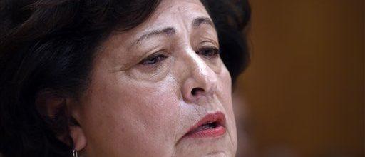 Personnel chief Archuleta, under fire, resigns