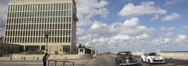 Formal diplomatic ties for U.S./Cuba