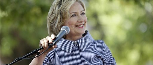 Feds may find more than email on Clinton's server