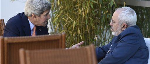 Secret Iran deal provokes anger