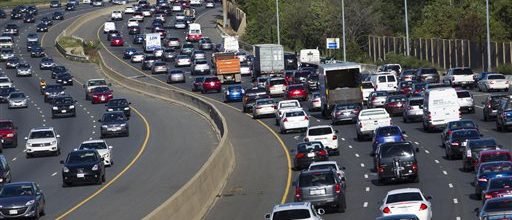 Economy is up: So is traffic