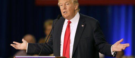 Trump's campaign structure also unconventional
