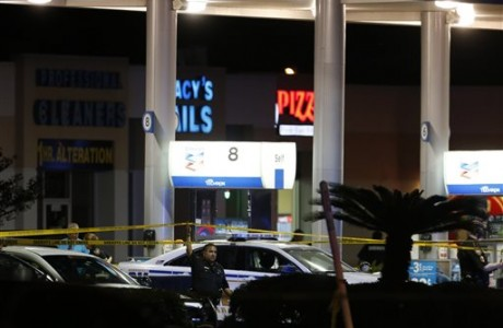 Houston deputy gunned down at gas station