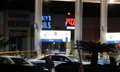 Houston deputy gunned down at gas station