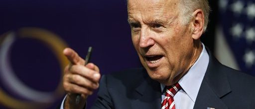 Biden race for President a long-shot