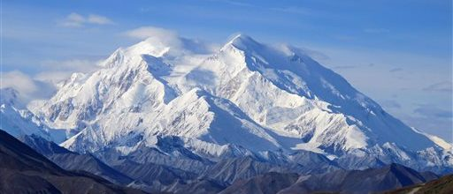 Obama's angers some by renaming Alaska mountain