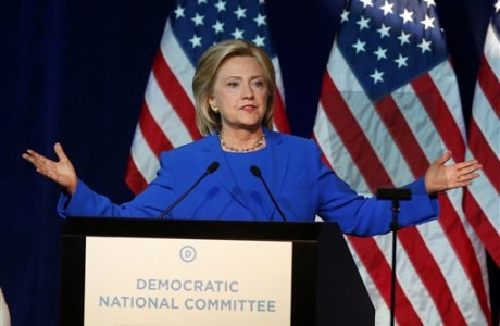 Now Clinton claims concern over email confidentiality