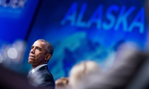Obama predicts global warming doomsday