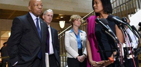 GOP continues Clinton witch hunt
