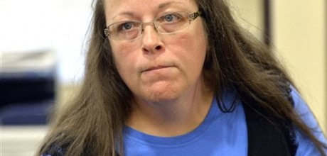 Kim Davis in jail: The true will of God