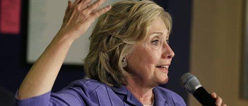 Clinton plans attacks on Republicans