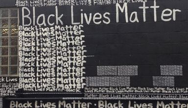 Black Lives Matter endorsement: None of the above