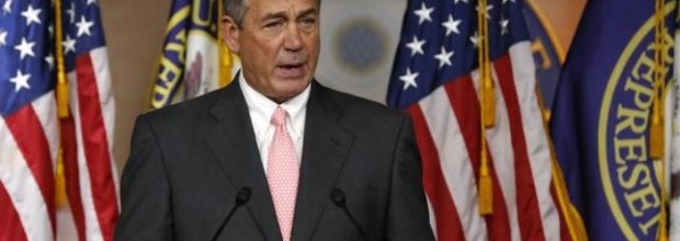 Boehner:  'No government shutdown'