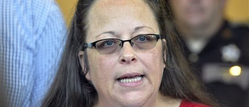 Kim Davis claims private meeting with pope