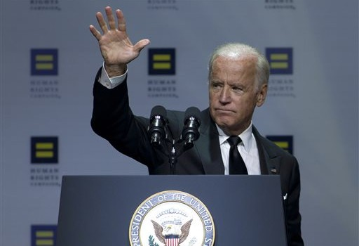 Biden supports transgenders in military