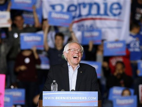 Can Bernie Sanders just be 'Bernie?'