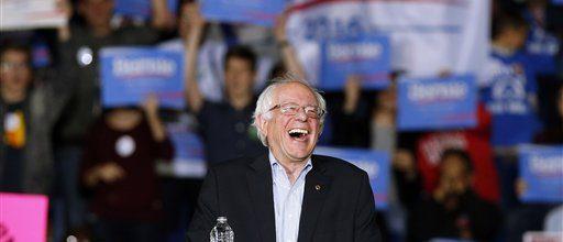 Can Bernie Sanders just be 'Bernie?'