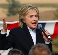 Hackers attacked Clinton's email server