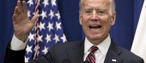 Biden: 'No thanks' to DNC chair