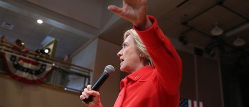 Clinton takes center stage on Benghazi showdown