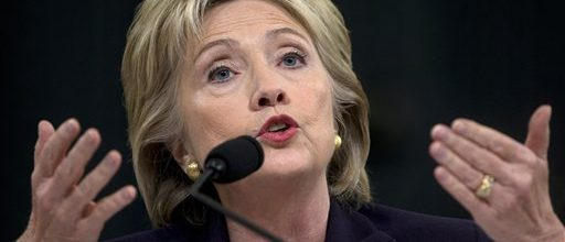 Hillary Clinton turns marathon Benghazi hearing into campaign plus