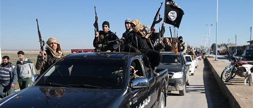 Islamic State gets rich off oil earnings