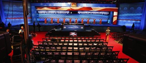 What look for in GOP debate
