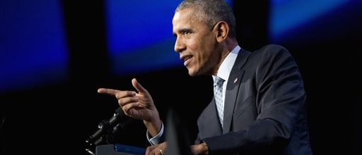 Obama crossed his own line in Syria