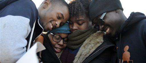 U. of Missouri is a reflection of Ferguson