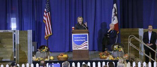 Clinton says scrapping health care law a bad idea