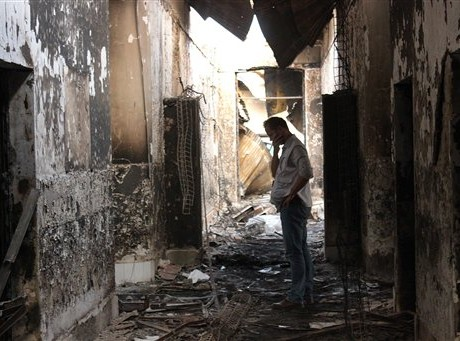 Warplane bombed wrong Afghan spot