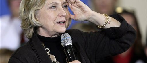 Clinton unveiling an 'exit tax'