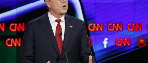 Jeb Bush strong but too late?