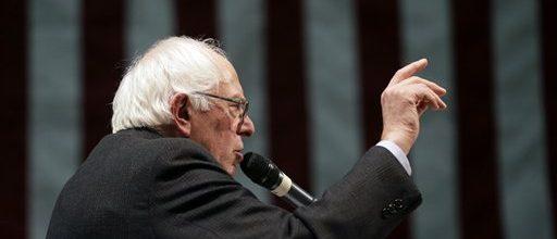 Sanders raises $33 million in last quarter