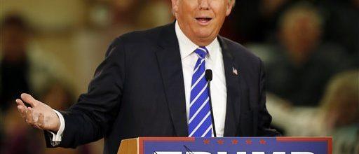 Trump still plays Muslim card