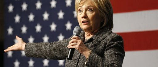 Hillary returns to a losing past