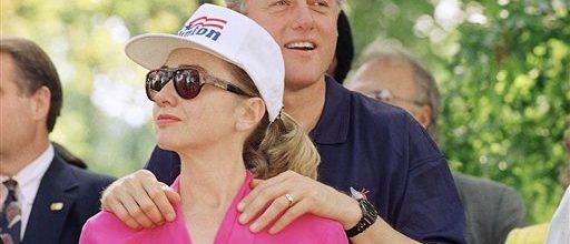 Hillary using Bill 'very carefully'