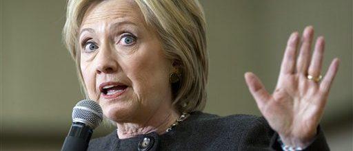 Cruz, Clinton call for calm