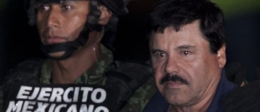 Mexico to extradite 'El Chapo' to U.S.