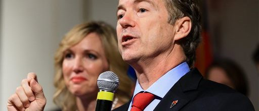 Rand Paul quits Presidential race